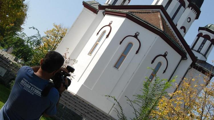 crkva u loznici