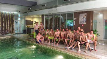 fudbaleri Loznice u Royal Spa