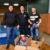 Borovčanin doneo donaciju BK Loznica u vidu opreme (video)