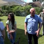 Gradonačelnik Vidoje Petrović sa saradnicima posetio MZ Lipnicu (video)