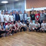 Nova oprema za BK Loznica – Nenad Borovčanin