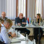 Održan sastanak u cilju izvođenja pokazne vežbe (video)